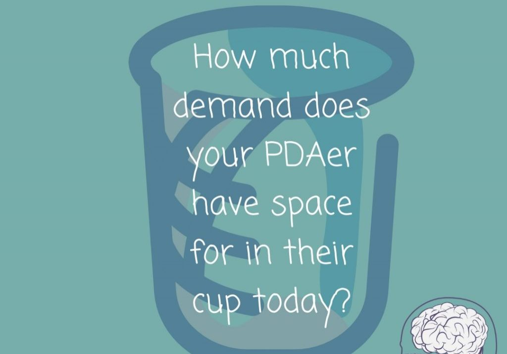 Demand cup meme